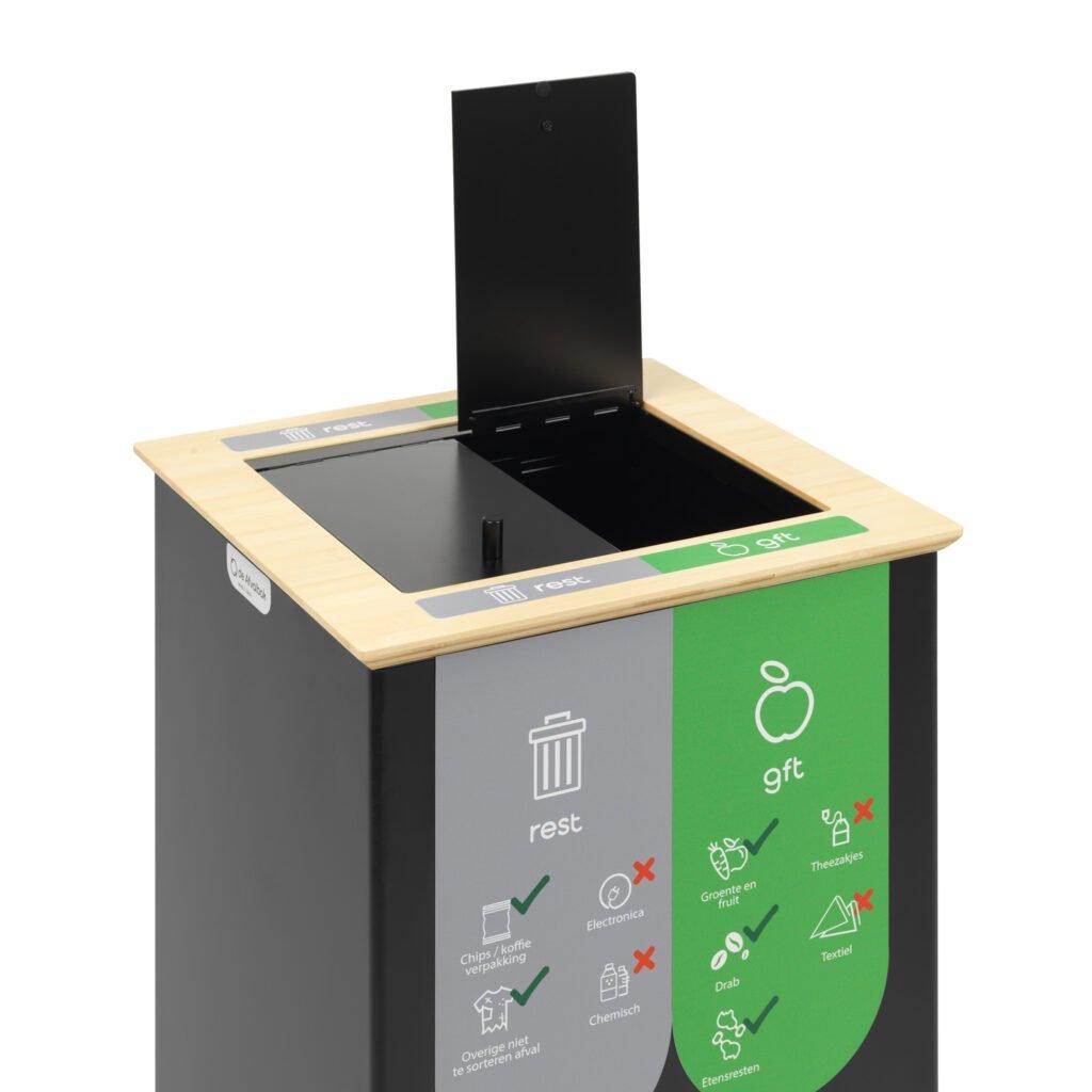 duurzame-afvalbak-klep-magneetsigning
