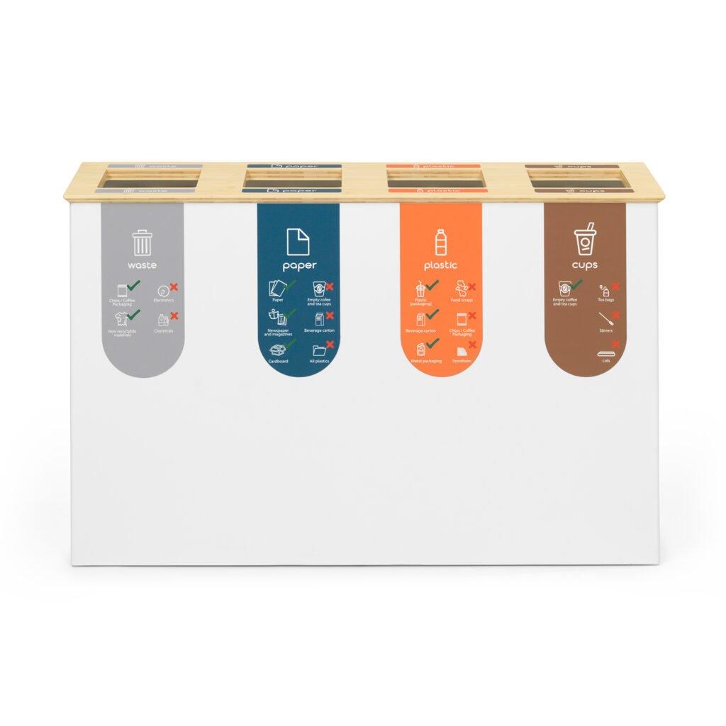 afvalbak-vier-vakken-medium-magneetsigning