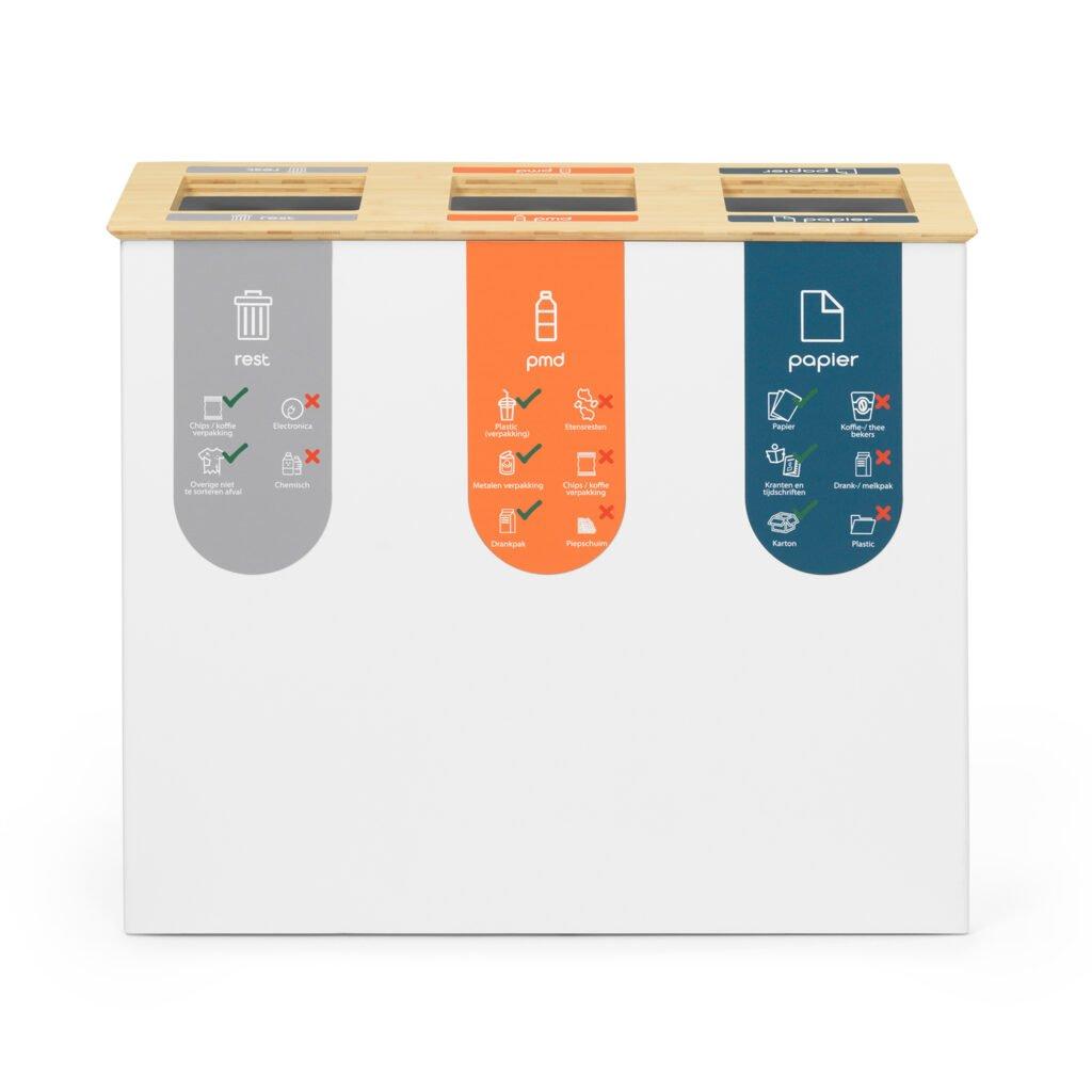 drie-vaks-afvalbak-medium-magneetsigning