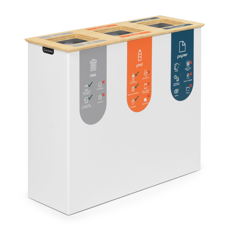 drie-vaks-afvalbak-medium-magneetsigning-zijkant